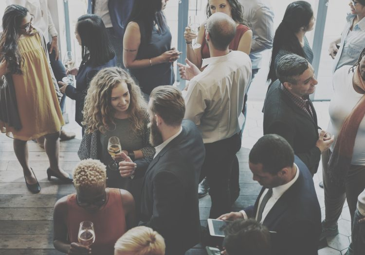 Four tips for networking | Woodfines Solicitors