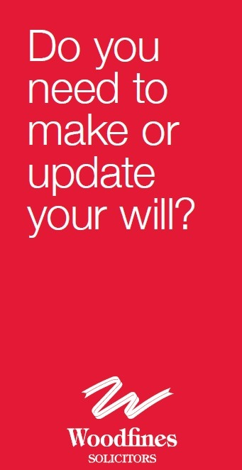 Have you made a Will | Woodfines Solicitors