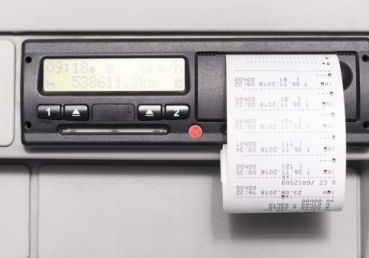 Smart Tachographs - what you need to know   Woodfines Solicitors