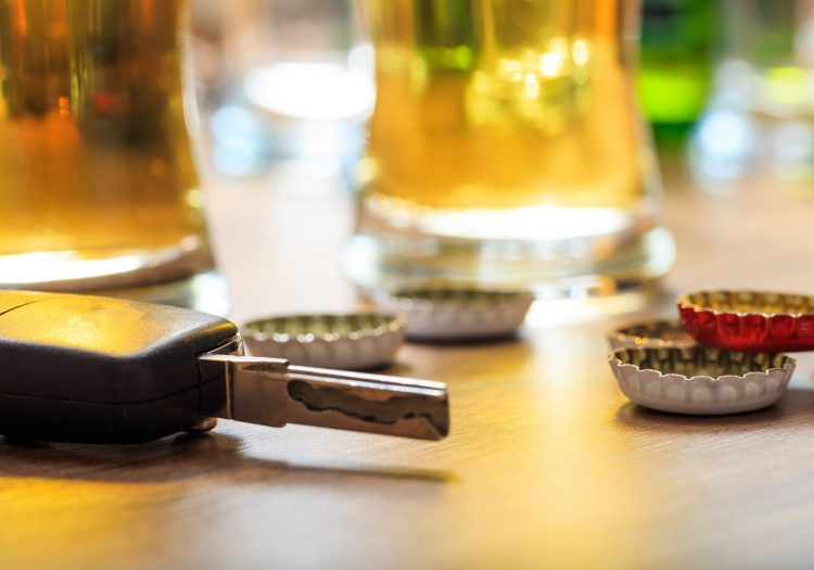 Local Drink Drive Statistics | Woodfines Solicitors