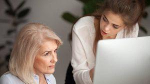Reverse mentoring | Keith Corkan