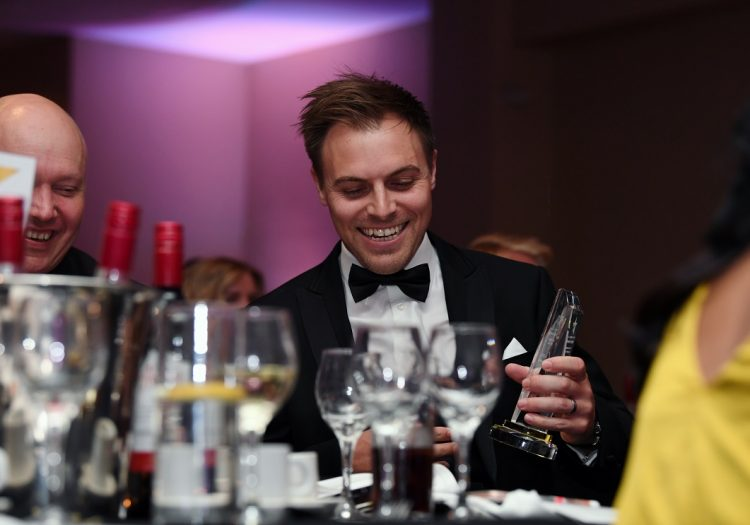 Nathan Taylor-Allkins | Next Generation Business Awards | Woodfines Solicitors