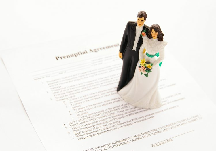 Pre-nuptial agreements – are they enforceable? Woodfines Solicitors