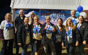 Woodfines Walk the Starlight Hike 2019