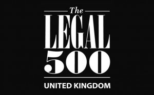 Legal 500 | Woodfines Solicitors